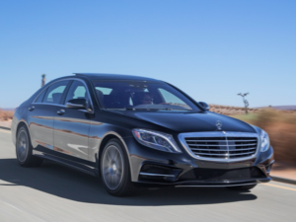 LX Luxury Sedan (Mercedes S Class)