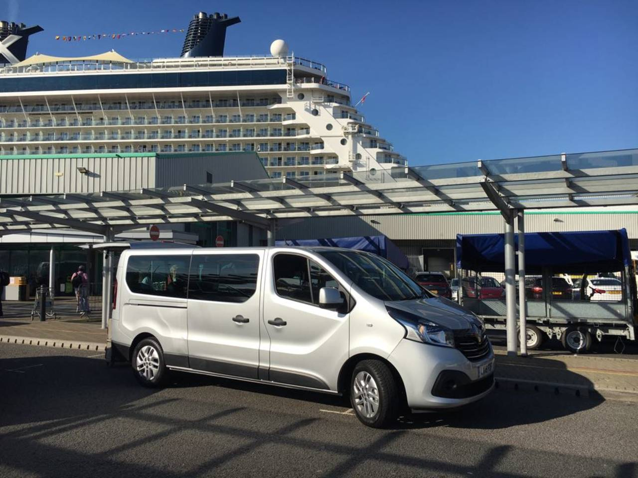 Southampton Cruise Terminal Shared Ride
