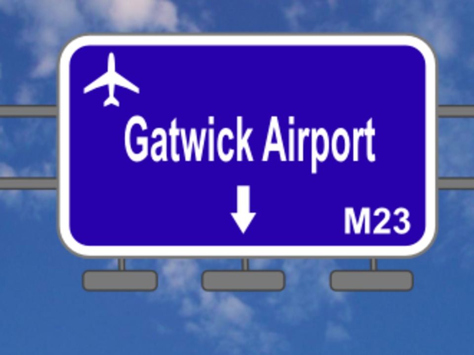 Heathrow to Gatwick Airport​