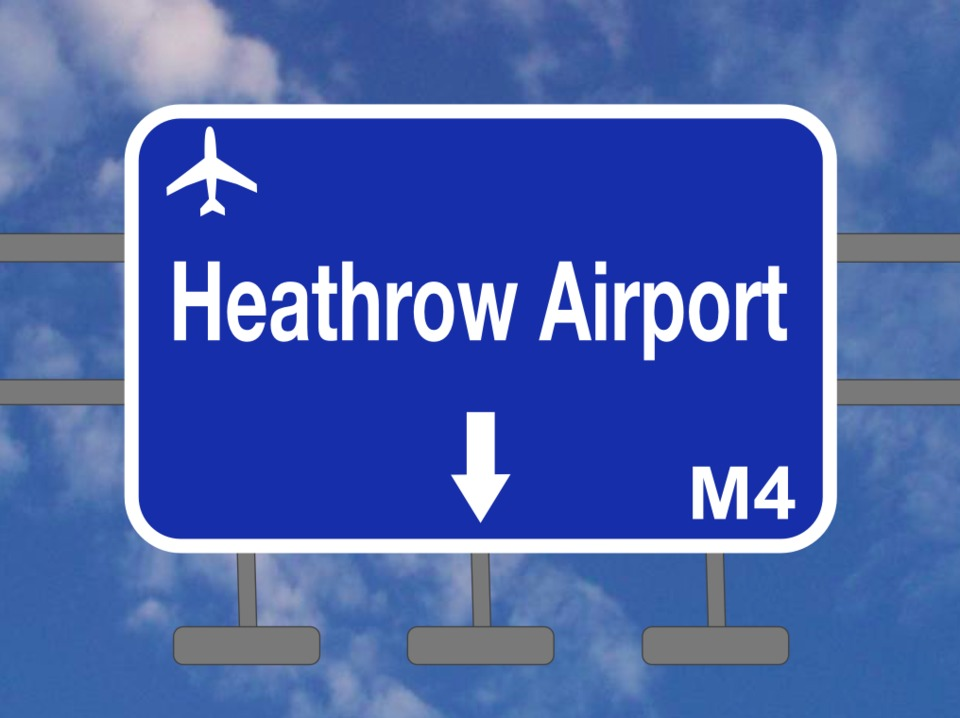 Tilbury​ to Heathrow