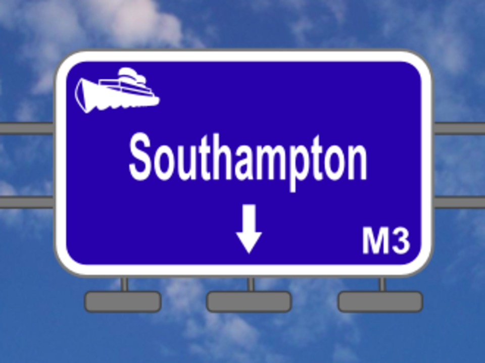 London to Southampton