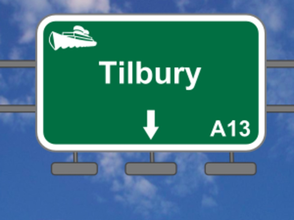 Heathrow to Tilbury