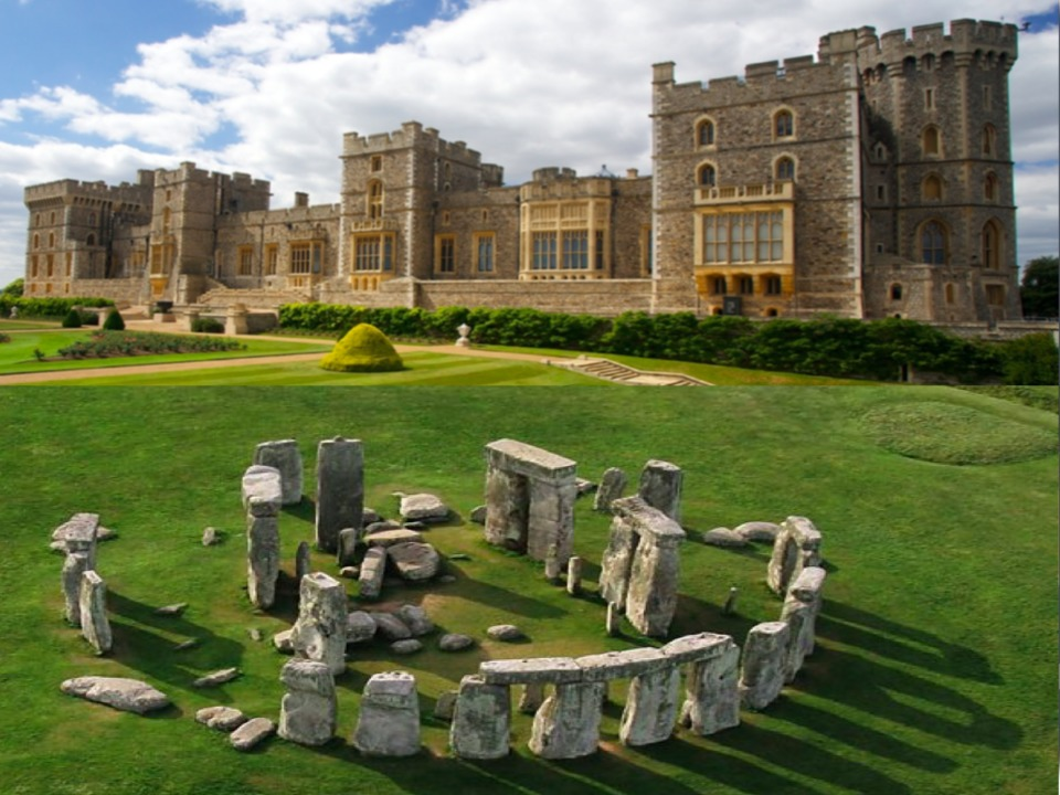 Private Vehicle Full Day Trip to Windsor Castle &