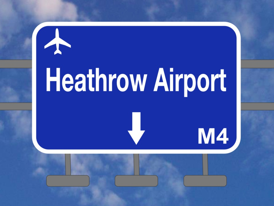 Gatwick Airport to Heathrow Airport or Hotel