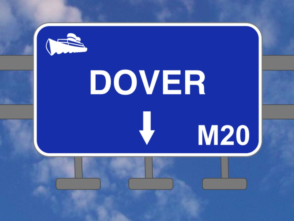 LHR TO Dover